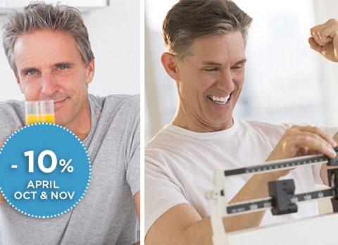 Longevity Intense Detox Weight Loss Holiday Programme 14 Nights
