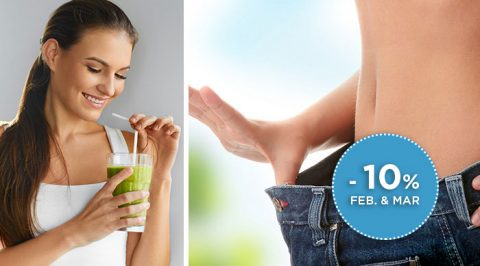 Longevity Intense Detox Weight Loss Holiday Programme 7 Nights