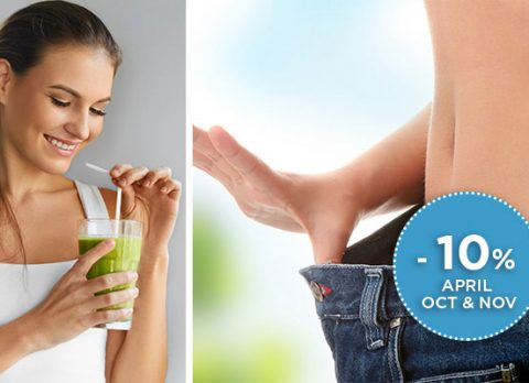 Longevity Intense Detox Weight Loss Holiday Programme 7 Nights