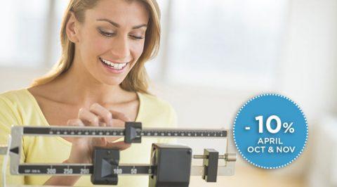 Longevity Thalassa Weight Loss 7 Nights