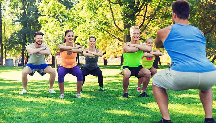 Longevity Vitality Plan Activities - Longevity Cegonha Country Club