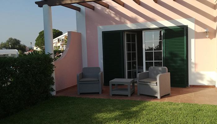 Classic Room Garden Patio - Longevity Cegonha Country Club