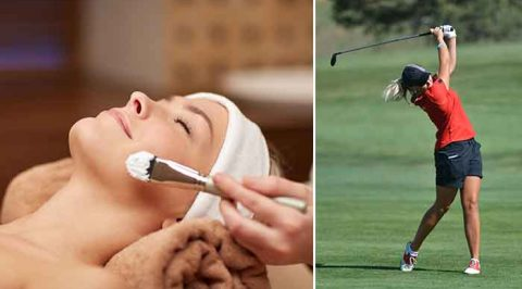 Longevity Feel Beauty & Golf short break 3 nights